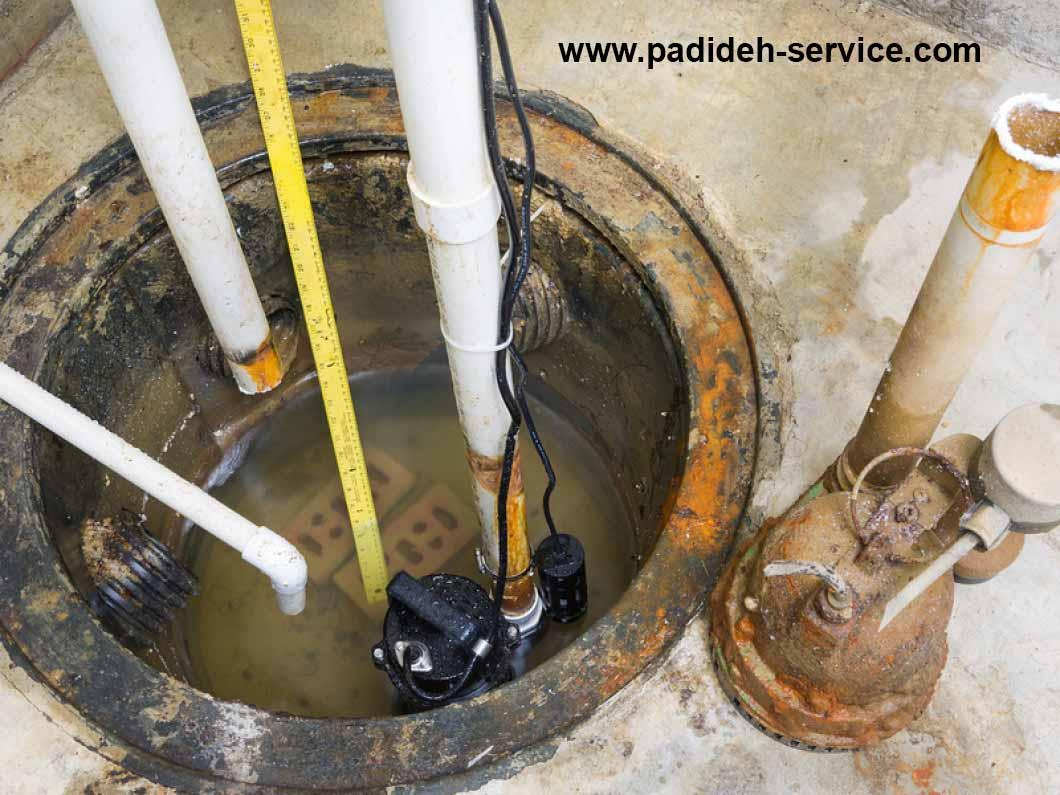 فواید تخلیه چاه قبل از پر شدن چاه - تخلیه چاه - شرکت پدیده سرویس